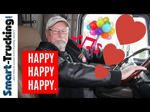 One Simple Rule To Being Happy In Your Truck Driving Career