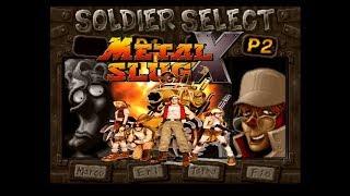 Metal Slug X - Arcade - SNK