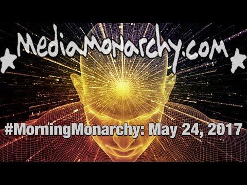 Psilocybin Therapy & Doomsday Breach on #MorningMonarchy, #May24, 2017