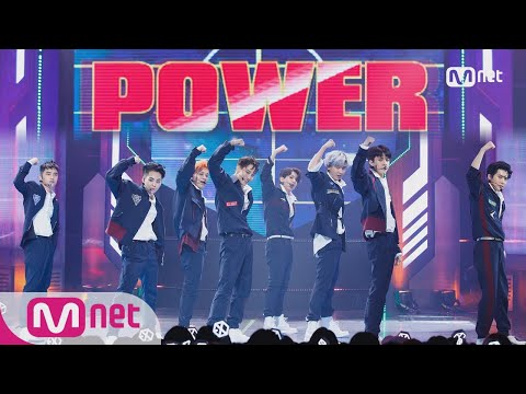 [EXO - Power] Comeback Stage | M COUNTDOWN 180907 EP.540