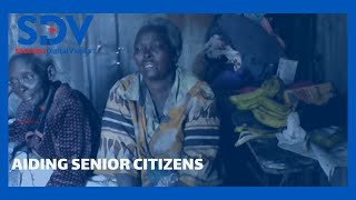 Local youth come to the aid of 70-year-old woman and her sick elder sister in KCC estate, Nairobi