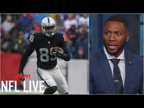 Amari Cooper traded from Raiders to Cowboys - reaction & analysis | NFL Live