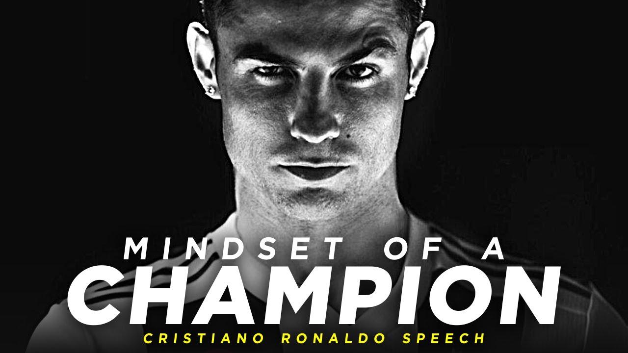 Champion Mindset - Cristiano Ronaldo Motivational Video | 2021 Motivation Speech