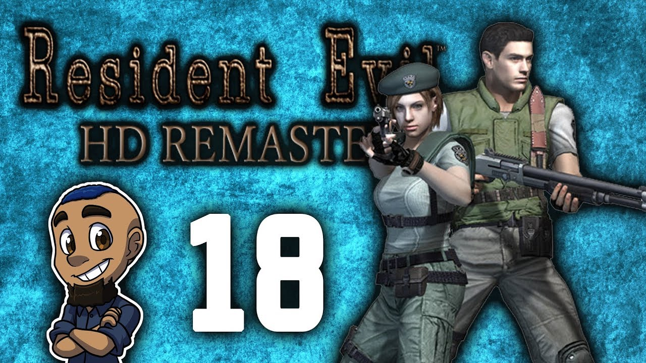 LISA TREVOR FINALE | Resident Evil HD Remaster | Part 18 Gameplay Walkthrough [PS4 Pro / Xbox One]