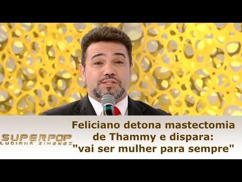 Marco Feliciano detona mastectomia de Thammy Miranda e dispara: