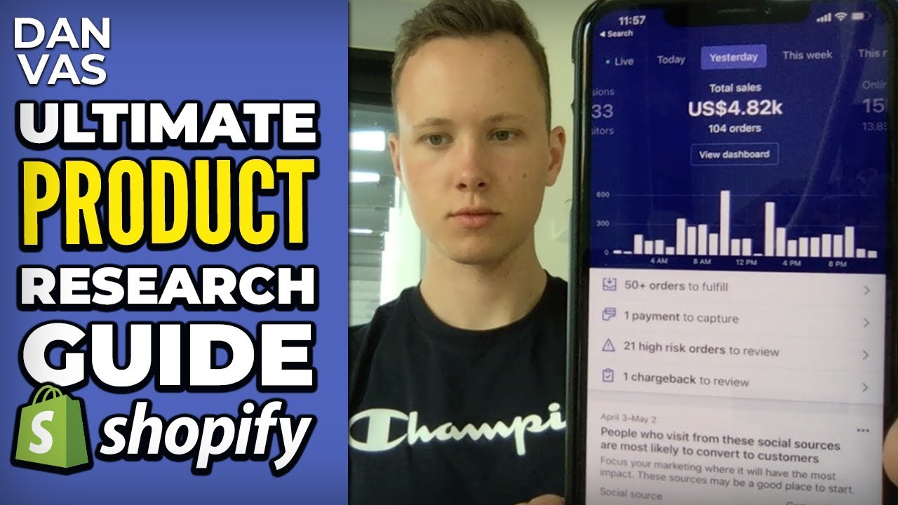 Ultimate Product Research Guide for Shopify | How I Found A 7-Figure Product Under 5 Minutes