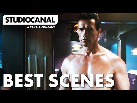 TOP 10 SCENES FROM TERMINATOR 2: JUDGEMENT DAY - Starring Arnold Schwarzenegger \u0026 Linda Hamilton