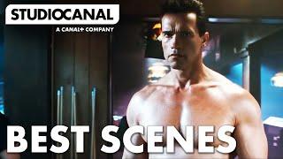 TOP 10 SCENES FROM TERMINATOR 2: JUDGEMENT DAY - Starring Arnold Schwarzenegger & Linda Hamilton