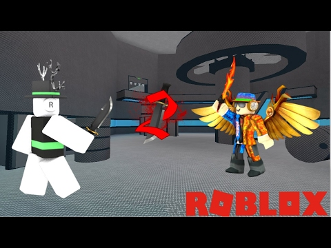 2 KNIVES??? | Roblox MM2 Assassin Mode with ElectroHorde