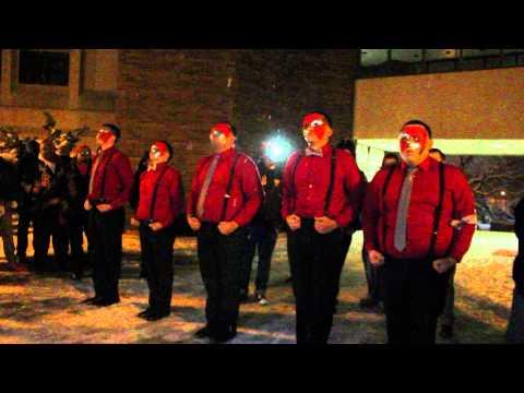Omega Delta Phi Fraternity Inc. Unmasking Western Michigan Univeristy Founding Line