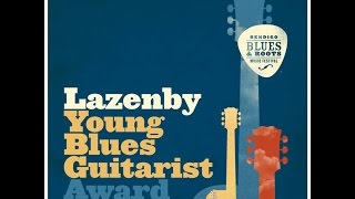 Lazenby Young Blues Guitarist Award Promo 2015