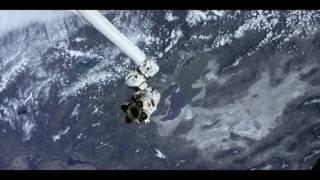La Terre depuis la station spatiale internationale en 4K