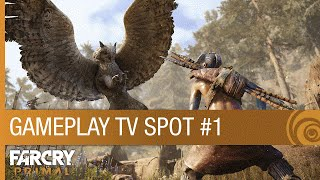 Far Cry Primal Trailer: Gameplay TV Spot #1 [US]