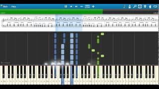 TheFatRat - Windfall (Piano)