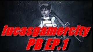 Point Blank Ep. 1 Mapa Crackdown