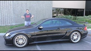 Download The Mercedes CLK DTM Is the $450,000 Supercar You've Never Heard Of Mp3 and Videos