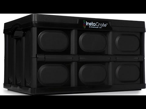 Instacrate Collapsible Storage Try It Or Don T Buy It Sophie S World Youtube