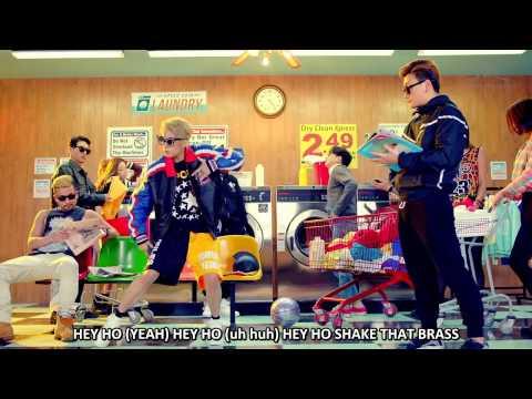 Amber - Shake That Brass ft. Taeyeon (VOSTFR)