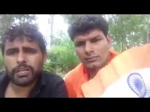 Attackers of JNU student Umer Khalid