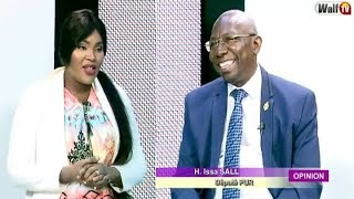 Opinion du 05 mai 2018 avec H. Issa Sall (Député PUR)