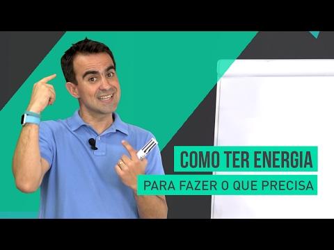 Como Aumentar seu Nível de Energia para Ter uma Vida Extraordinária | Pra Baixo ou Pra Cima