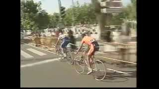 2000 ブエルタ・ア・エスパーニャ 第18ステージ (駆け引きしてる間に・・・)