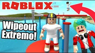 the best of Roblox | WipeOut Roblox | Karim games play