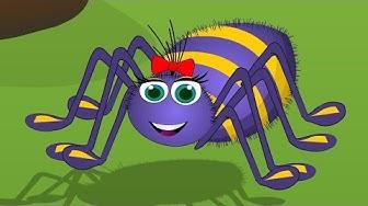 Suomen lastenlaujuja | Hämä-hämähäkki + monta muuta lastenlaulua ( hämä hämä häkki )