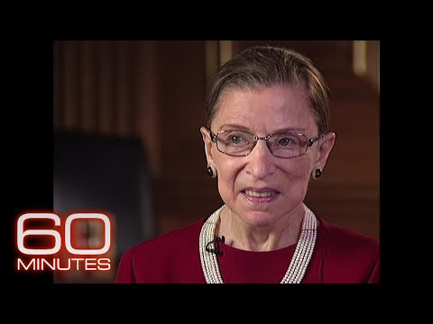 How Ruth Bader Ginsburg interpreted the Constitution