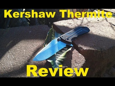 Kershaw Thermite Review (3880 )