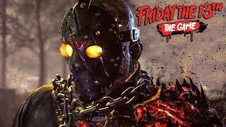 Friday The 13th - DA LI MOZE DA STIGNE NA VREME?! (SINGLE PLAYER IZAZOVI!)