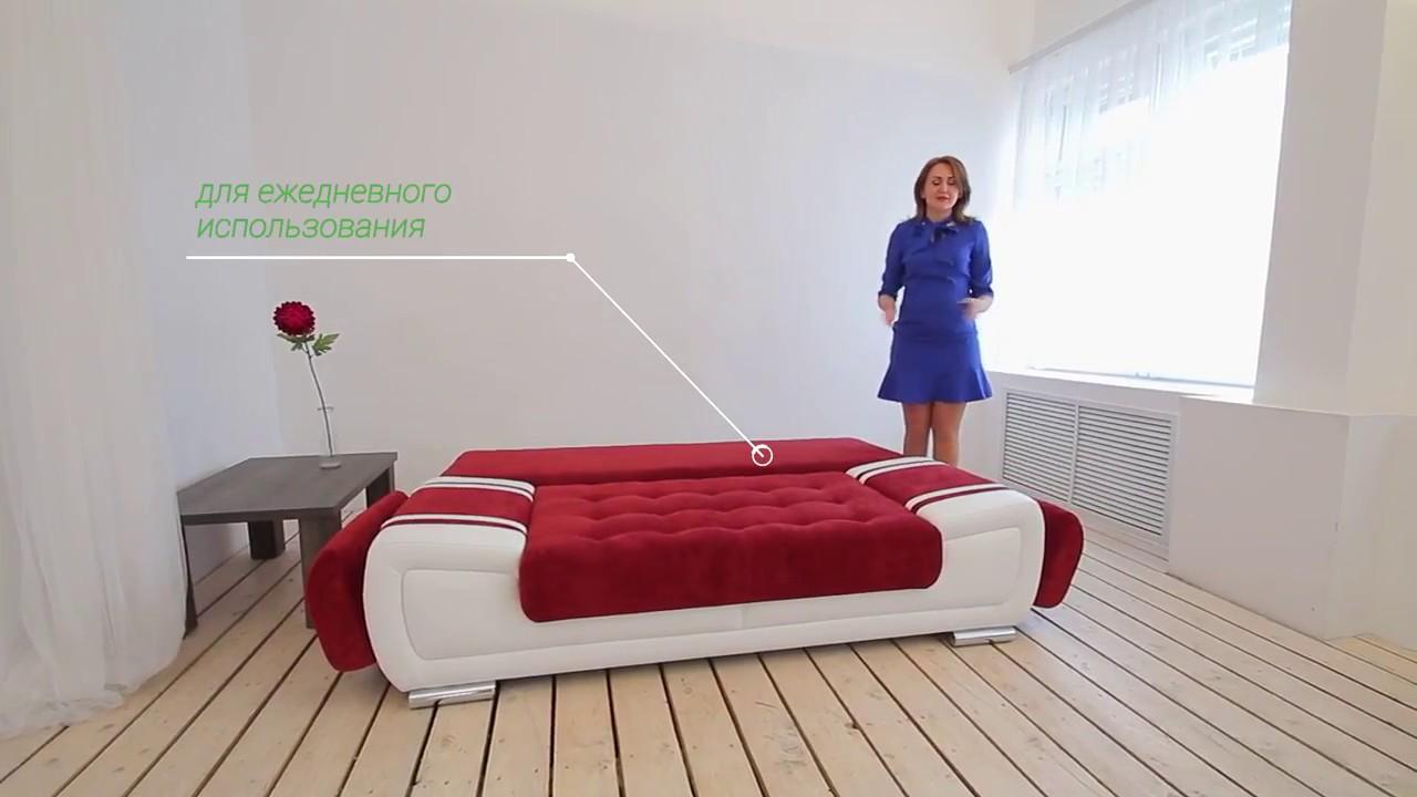 Обзор дивана Милан, производства Савлуков-Мебель (г. Витебск .