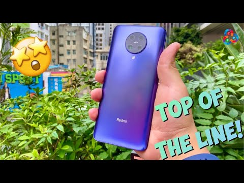 Redmi K30 Pro Zoom Edition First Look - TOP of the Line!