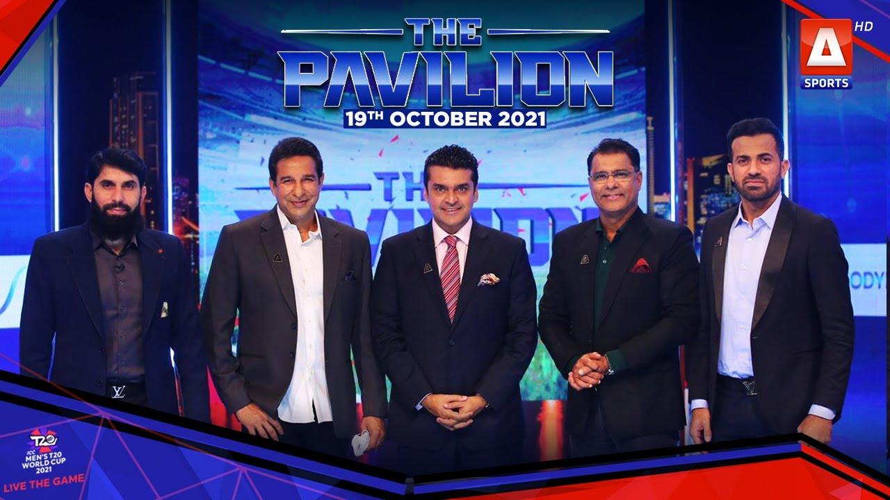 Download The Pavilion | Fakhr-e-Alam | Pre-Match | 19th Oct 2021 | @A Sports