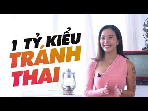 MÀNG PHIM TRÁNH THAI, XUẤT TINH NGOÀI CÓ AN TOÀN KHÔNG? | Sex Edu #17 ♡ Hana Giang Anh