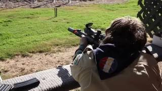 Echo1USA at Raahauges Sports Fair 2016 - Shooting Range