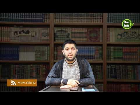 Qurani-Kərimin nəzərində mömin kimdir? -cümə moizəsi _Hacı Rahib