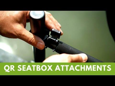 Signature QR (Quick Release) Seatbox Attachments