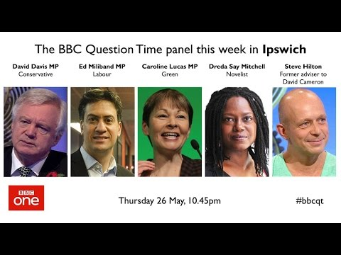 Question Time 25 May 2016