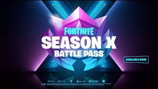 SEASON X Battlepass bought + Sniper shootout with brother! {Bertran 33} fortnite Battle Royale