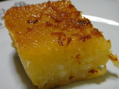 milk and cassava cake Cassava cake is a classic filipino dessert enjoyed all year round cassava cake is made of freshly grated cassava, eggs, coconut milk and sugar and baked in round leche flan tin molds.