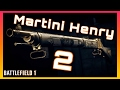 Battlefield 1 Multiplayer Martini-Herny Sniper | BF1 Gameplay (PS4 PRO)