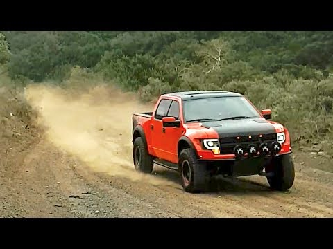 Modified .L Ford Raptor Review | Driving Freedom
