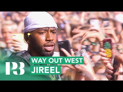 Jireel  Alla Mina (live Way Out West 2019) / Sveriges Radio P3
