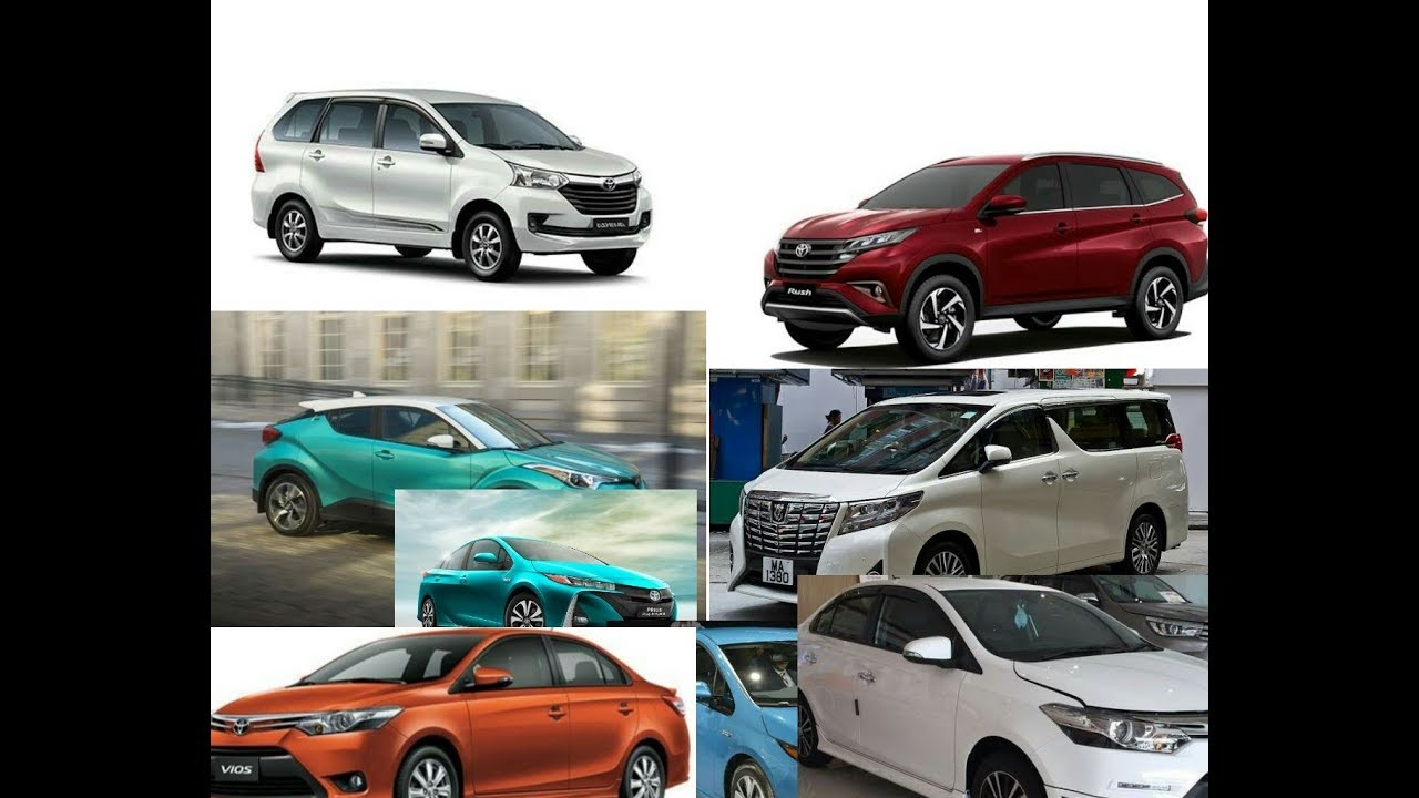 Upcoming Toyota Cars In India 2018 2019 Youtube