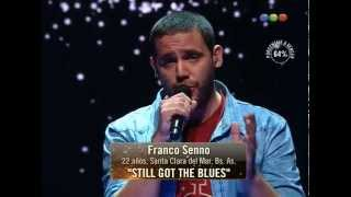 Still got the blues (Gary Moore): Franco Senno / Duelo - Elegidos