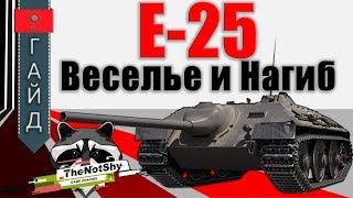 E25 - Танк с Фишкой | TheNotShy | World Of Tanks