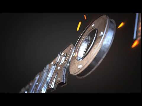 Animated Badass Intro Industrial