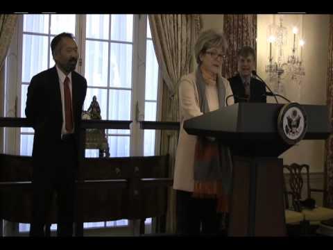 Ambassador Uyehara's Swearing In Ceremony