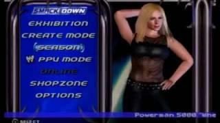 SvR Retrospective- Smackdown vs Raw (PS2)